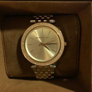 Authentic Michael Kors  Darcy Women's Watch